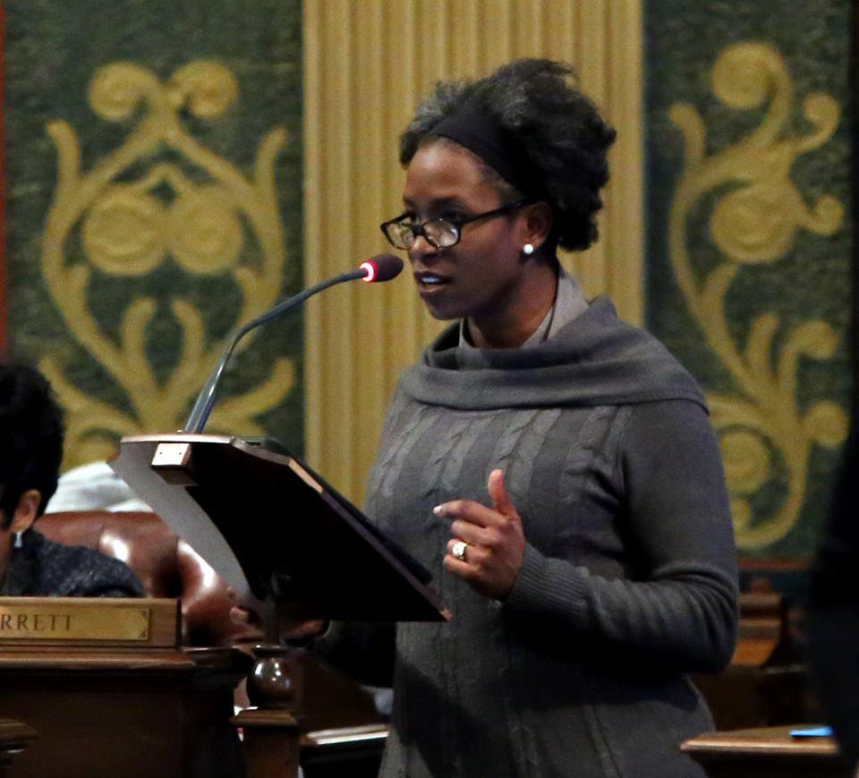 House Floor Speaking