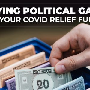 House Democrats disappointed by continued political games around COVID relief funding