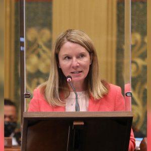 Lasinski on herd immunity falsehoods and COVID relief funding