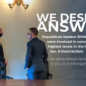 Lasinski on U.S. House Insurrection Investigation