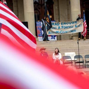 Lasinski on Big Lie Rally at Michigan Capitol